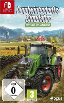Landwirtschafts-Simulator 17: Nintendo Switch Edition (Switch)