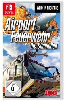 Airport Feuerwehr: Die Simulation (Switch)