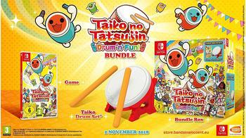Bandai Taiko no Tatsujin: Drum ´n´ Fun Bundle Collector´s Edition