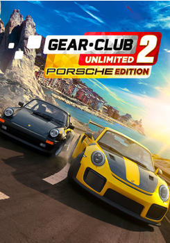 Gear.Club: Unlimited 2 - Porsche Edition (Switch)