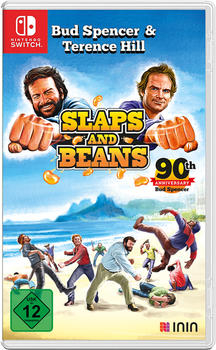 Bud Spencer & Terence Hill: Slaps And Beans - Anniversary Edition (Switch)