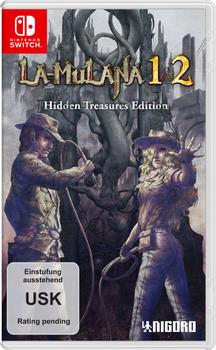 La-Mulana & La-Mulana 2: Hidden Treasures Edition (Switch)