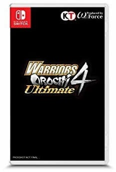 Warriors Orochi 4: Ultimate (Switch)