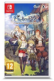 Atelier Ryza: Ever Darkness & the Secret Hideout (Switch)