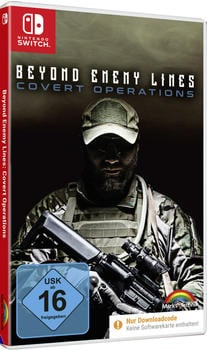 Beyond Enemy Lines: Covert Operations (Switch)