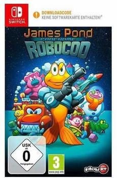 James Pond 2: Codename: RoboCod (Switch)