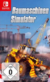 Baumaschinen Simulator (Switch)