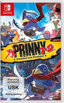 Prinny 1&2: Exploded and Reloaded - Just Desserts Edition (Switch)