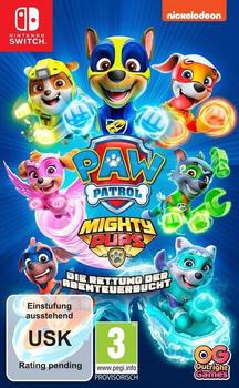 PAW Patrol: Mighty Pups - Die Rettung der Abenteuerbucht (Switch)