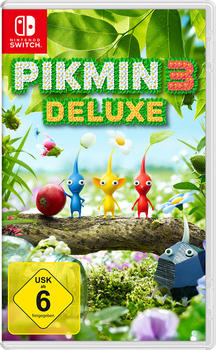 Pikmin 3: Deluxe (Switch)