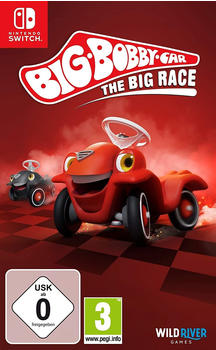 BIG-Bobby-Car: The Big Race (Switch)