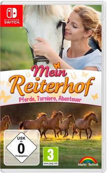 Mein Reiterhof: Pferde, Turniere, Abenteuer (Switch)