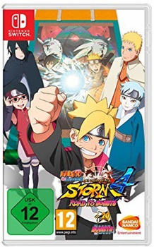 Naruto Shippuden: Ultimate Ninja Storm 4 - Road to Boruto (Switch)