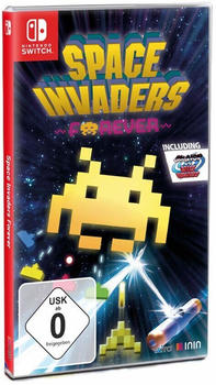 Space Invaders: Forever (Switch)