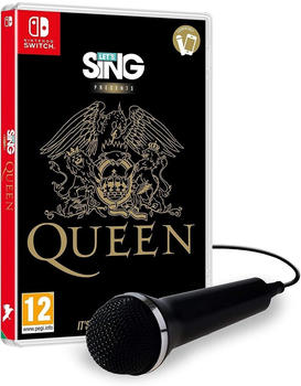 Let's Sing präsentiert Queen + Mikrofon (Switch)