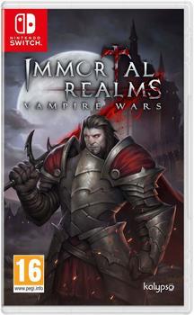 Immortal Realms: Vampire Wars (Switch)