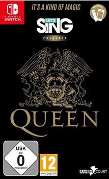 Let's Sing präsentiert Queen (Switch)