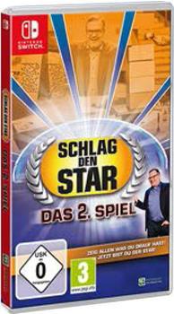 Schlag den Star: Das 2. Spiel (Switch)