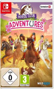 Wild River Schleich Horse Club Adventures (Switch)