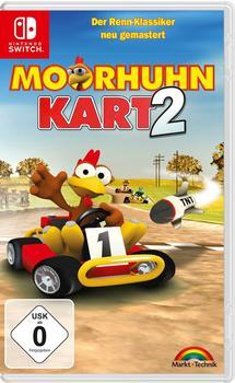 MARKT+TECHNIK Moorhuhn Kart 2 (Switch)