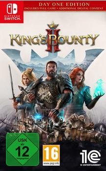 Koch Media Kings Bounty II: Day One Edition (Switch)