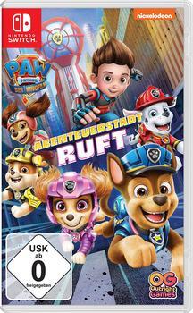 Bandai Namco Entertainment Paw Patrol: Abenteuerstadt ruft (Switch)