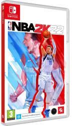 2K Sports NBA 2K22 (Switch)