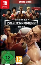 Koch Media Big Rumble Boxing: Creed Champions - Day One Edition (Switch)