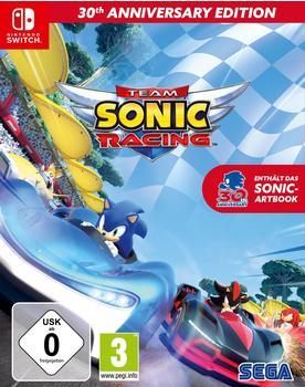 Sega Team Sonic Racing: 30th Anniversary Edition (Switch)