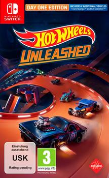 Milestone Hot Wheels: Unleashed - Day One Edition (Switch)