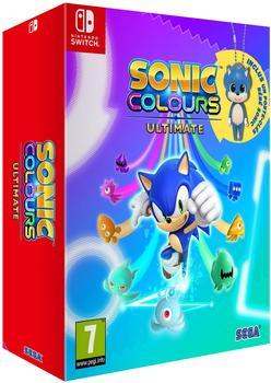 Sega Sonic Colours: Ultimate - Launch Edition (Switch)