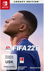 Electronic Arts FIFA 22: Legacy Edition (Switch)