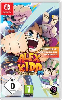 Merge Games Alex Kidd in Miracle World DX (Switch)