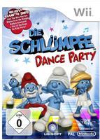 Die Schlümpfe: Dance Party (Wii)