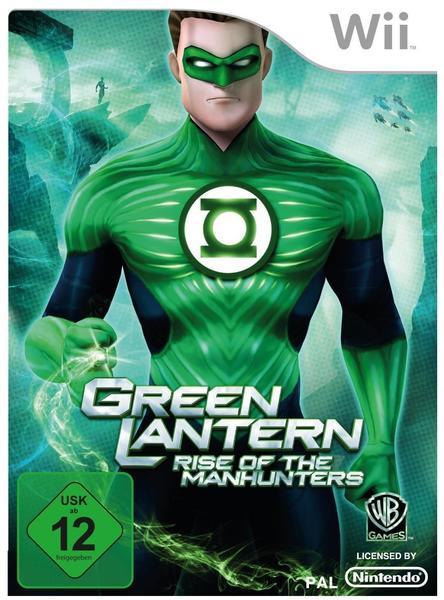Green Lantern: Rise of the Manhunters (Wii)