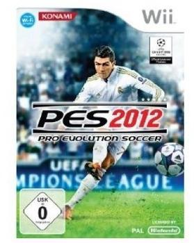 PES 2012 - Pro Evolution Soccer (Wii)