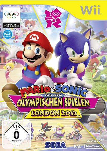 Mario & Sonic bei den Olympischen Spielen: London 2012 (Wii)