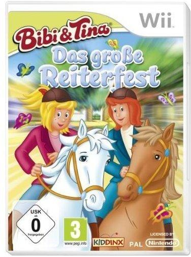 Bibi & Tina: Das große Reiterfest (Wii)
