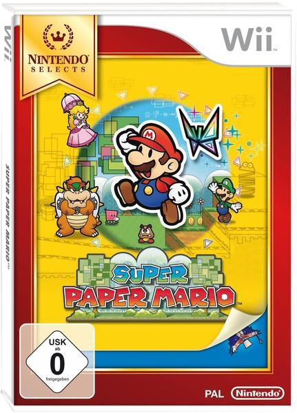 Nintendo Super Paper Mario (Nintendo Selects) (Wii)