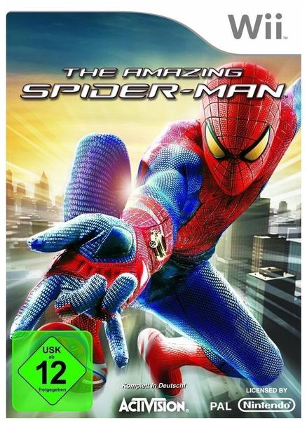 The Amazing Spider-Man (Wii)