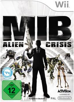 Activision Men in Black: Alien Crisis (Wii)