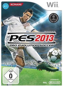 Konami Pro Evolution Soccer 2013 (Wii)