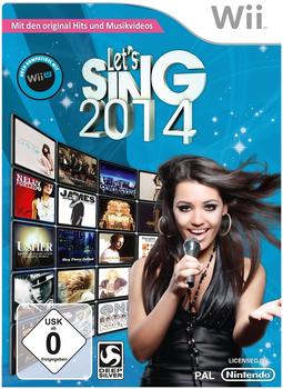 Let's Sing 2014 (Wii)