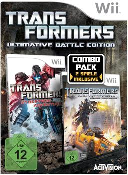 Activision Transformers - Ultimative Battle Edition (Wii)