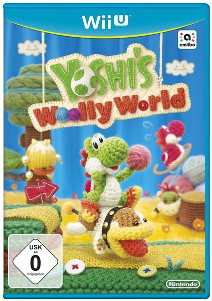 Yoshis Woolly World (Wii U)