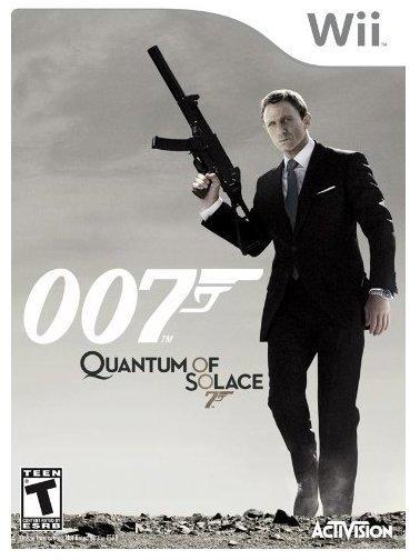 ACTIVISION James Bond: Ein Quantum Trost