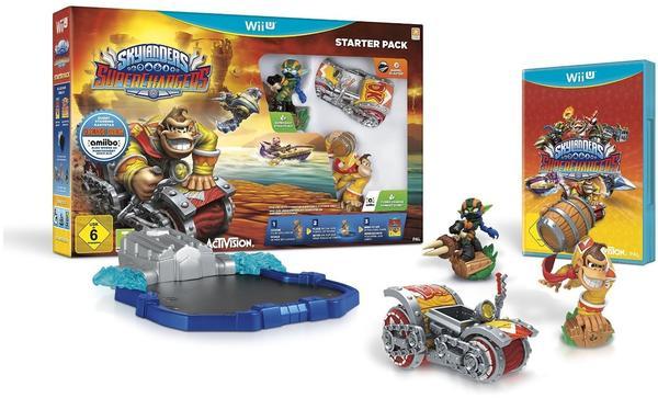 Skylanders SuperChargers: Starter Pack - (Wii U)