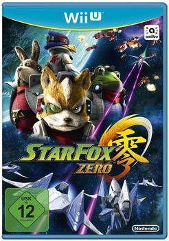 Star Fox Zero (Wii U)