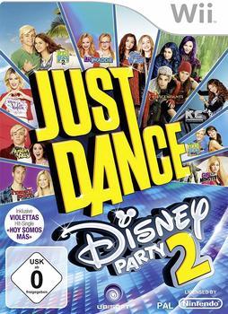 Ubisoft Just Dance: Disney Party 2 (Wii)