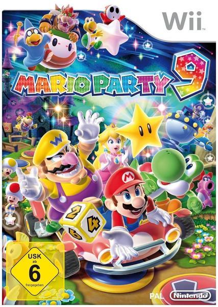 Mario Party 9 (Wii)
